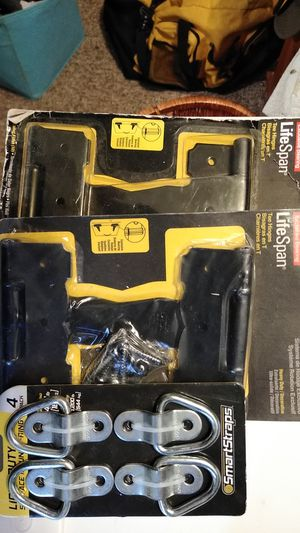 """Stanley 6""""(152mm) & Light duty D-Ring surface mount for Sale for sale  Greenville, SC"""