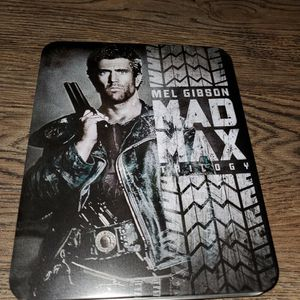 Mad Max BluRay Trilogy for Sale in Odenton, MD
