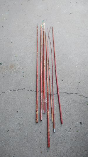 Bamboo fishing rods for Sale in Atwater, CA