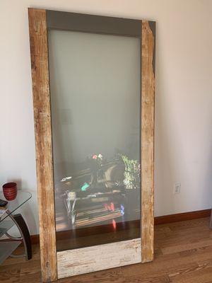 """Andersen Patio Door Interior Width 72""""x Height 80"""" for Sale in Revere, MA"""