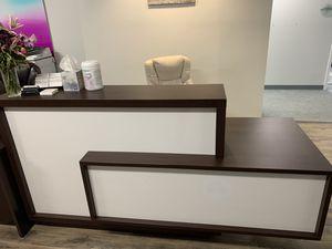 Reception Desk for Sale in Arlington, VA
