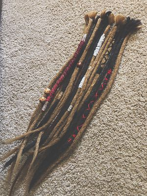 Dreadlock extensions for Sale in Altoona, WI