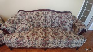 2 piece couch set for Sale in West Sacramento, CA