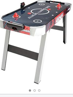 Franklin Sports Zero Gravity Air Hockey Table 48 inch for Sale in Columbus, OH