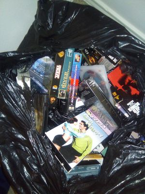 Vhs for Sale in Houston, TX
