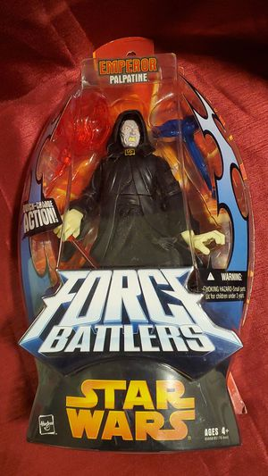 Star Wars Force battlers Emperor Palpatine for Sale in Pico Rivera, CA