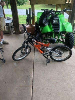 Harley Davidson aluminum bicycle 7500 series for Sale in Camp Hill, PA