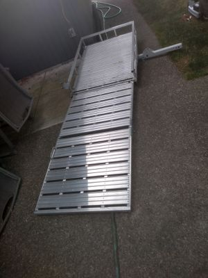 Aluminum handicap ramp for Sale in Puyallup, WA