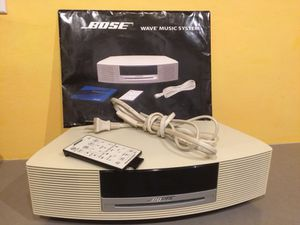 Perfect BOSE wave music system for Sale in New York, NY