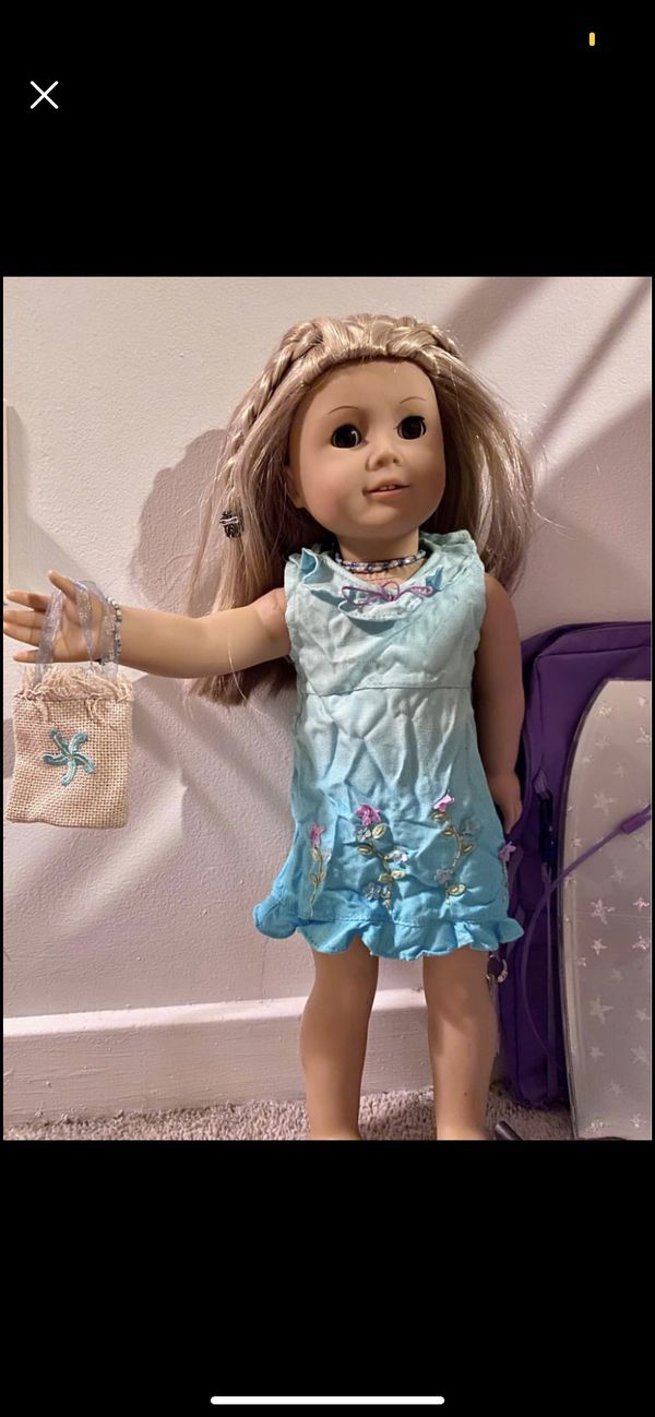 Retired american girl doll Kailey