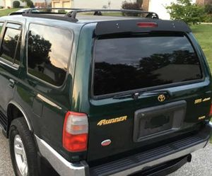 Perfectly 1999 Toyota 4Runner 4WDWheels Clean title for Sale in Irving, TX