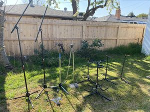 Guitar and Boom Stands for Sale in Fresno, CA
