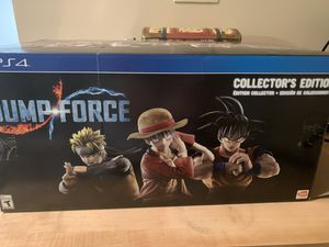 Jump Force CE Ps4 for Sale in Annandale, VA