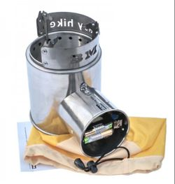 """""""AIRWOOD BM"""" Camping Stove Turbo (looks like Solo). for Sale in Fall City,  WA"""