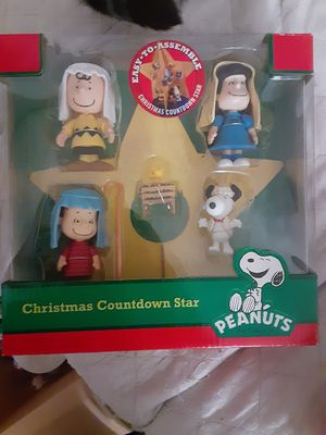 PEANUTS countdown calendar for Sale in Round Rock, TX