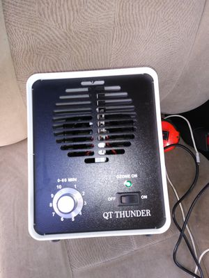 Qt thunder ozone generator 3ttf for Sale in McHenry, IL
