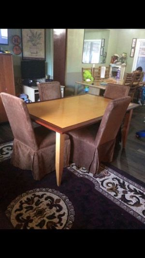 Table with 4 chairs for Sale in Auburn, WA