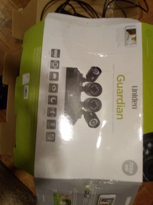 4 Channel 4 Cam 720p DVR Security System 100' Night Vision 500GB HD for Sale in Portland, OR