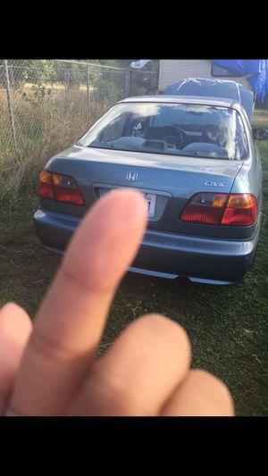2000 Honda Civic for Sale in Elma, WA