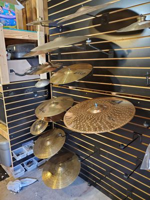 Very last cymbals available for Sale in Lakewood, WA