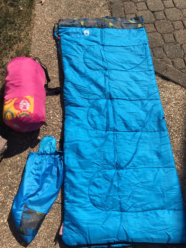 Kids chairs, nappers & sleeping bags
