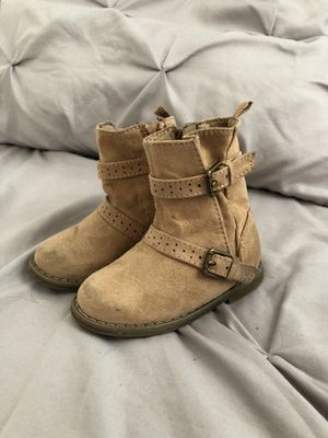 Toddler girl boots for Sale in Huntington Park, CA