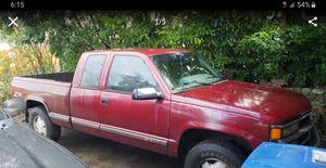 Chevy Silverado Z71 for Sale in Renton, WA