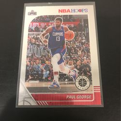 Paul George Clippers 2019-2020 Panini for Sale in Ontario,  CA