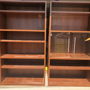 Pair of Bookshelves for Sale in San Diego, CA