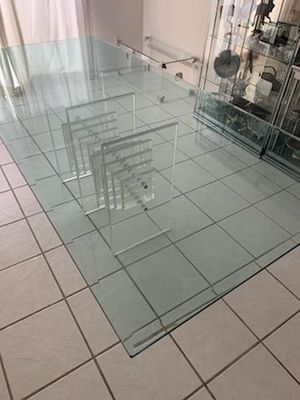 80's lucite dining table for Sale in Newport Coast, CA