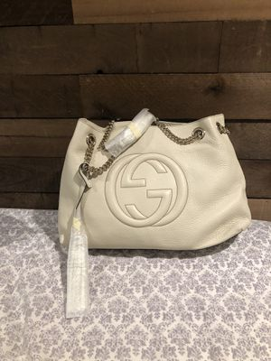 Brand new never used Gucci Soho bag for Sale in Prather, CA