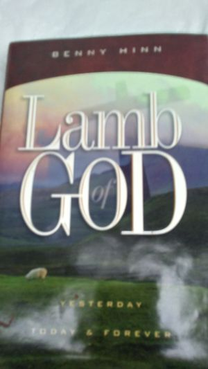 Lamb of God by Benny Hinn for Sale in Greenville, MS