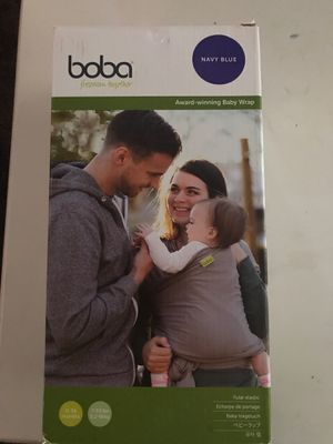 Boba baby carrier for Sale in San Diego, CA