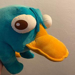 Perry The Platypus Plush for Sale in Morton, IL