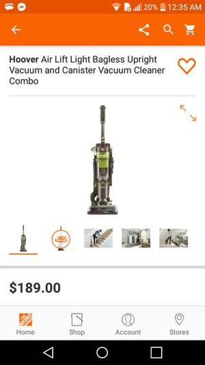 Hoover vacuum for Sale in Aurora, CO