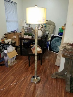 Brand new decorative table lamps and floor lamps for Sale in Austin, TX