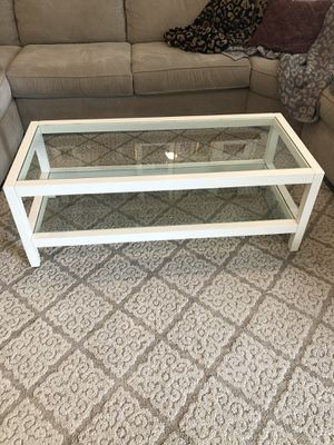 Pottery Barn coffee table for Sale in Round Rock, TX