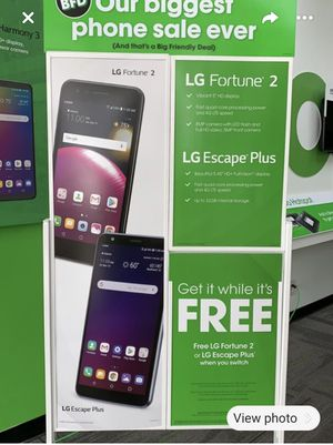 Free Phones when you Switch for Sale in Amarillo, TX