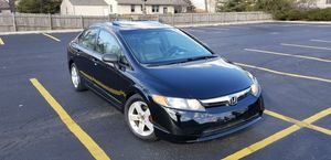 2008 Honda Civic EX with 126k miles Clean Title 1 Owner !!! for Sale in Elk Grove Village, IL