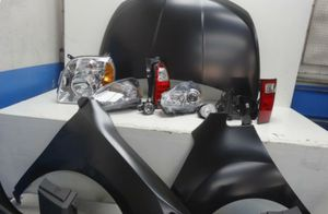 Bumpers Fenders Hoods All painted Auto Body Parts For all Makes for Sale in Addison, IL