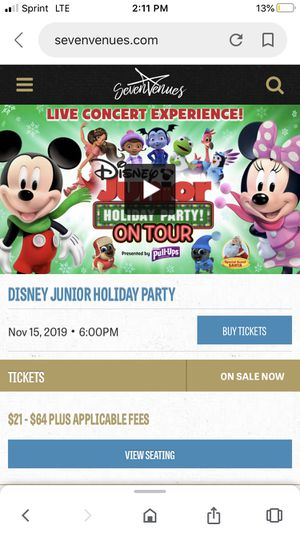 Disney Junior Holiday Party for Sale in Chesapeake, VA