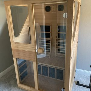 JNH Lifestyle 2 person Infrared Sauna for Sale in Allen, TX