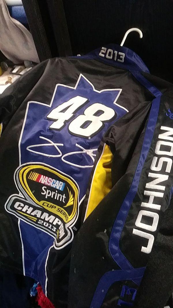 Jimmy Johnson 2013 Championship Jacket