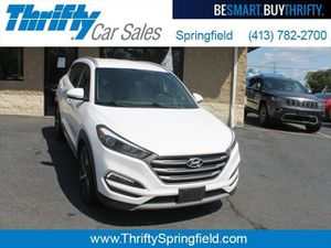 2017 Hyundai Tucson for Sale in Springfield, MA