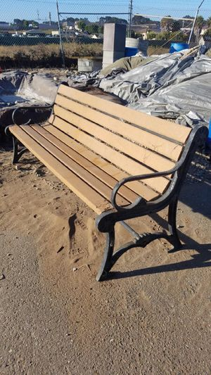 GARDEN BENCH for Sale in Oceano, CA