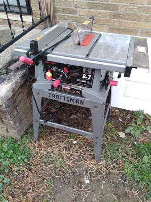 Table saw for Sale in Garfield Heights, OH