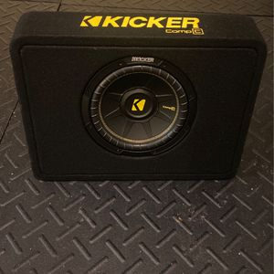 """Kicker 10"""" Subwoofer for Sale in Mary Esther, FL"""
