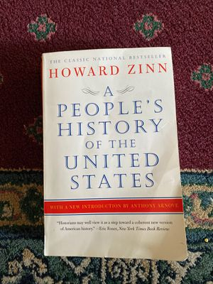 Howard Zinn book for Sale in Vancouver, WA