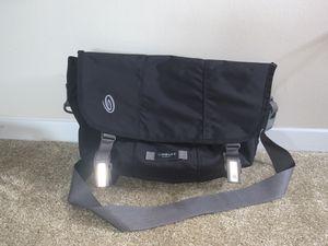 "Timbuk2 Black ""San Fransisco"" Messenger Bag (used) for Sale in Silver Spring, MD"