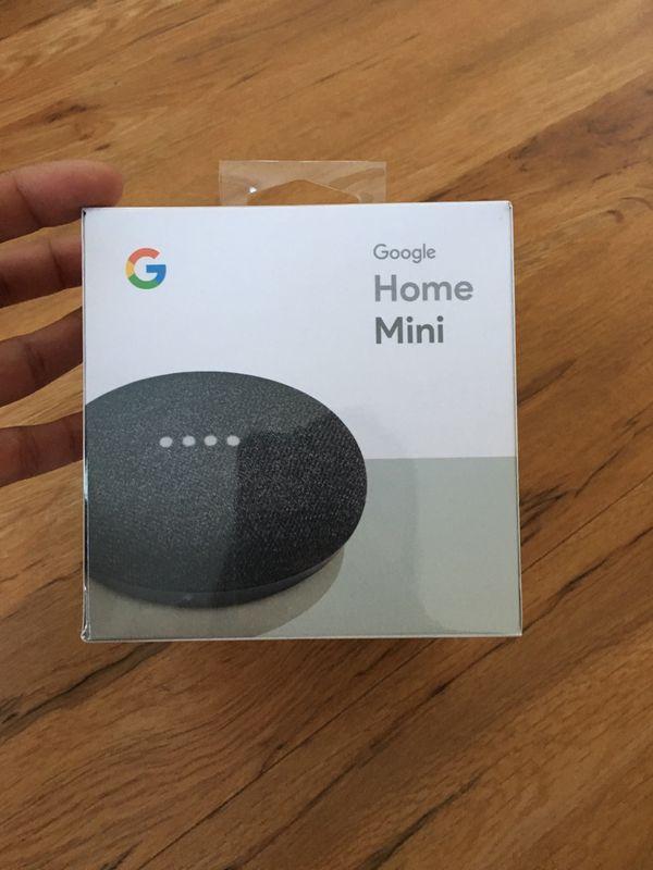 New never opened google home mini